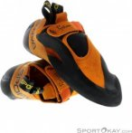 La Sportiva Python Kletterschuhe-Orange-42,5