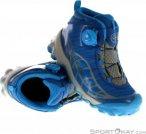 La Sportiva Scout Kinder Trekkingschuhe-Blau-35