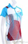 La Sportiva Veloce Damen T-Shirt-Blau-M