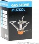 LACD Gas Stove Muzkol Gaskocher-Grau-One Size