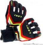 Leki HS Race Coach Kinder Handschuhe-Rot-4