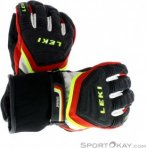 Leki Race Coach C-Tech S Junior Kinder Handschuhe-Schwarz-6