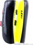 Leki Shin Guard Carbon 4 Race Schienbeinprotektoren-Gelb-One Size