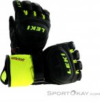 Leki WC Race Coach Flex S GTX Handschuhe-Schwarz-7