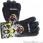 Level SQ JR Kinder Handschuhe-Schwarz-4