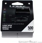 Lezyne E-Bike Micro Drive 500 Fahrradlicht vorne-Schwarz-One Size