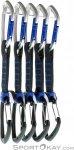 Mammut Crag 10cm 5er Expressschlingen-Set-Blau-One Size