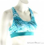 Marmot Layer Up Sportsbra Damen Sport-BH-Blau-M