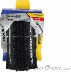 Michelin Rock R2 Enduro Rear TR GUM-X 27,5 x 2,35 Reifen-Schwarz-27,5