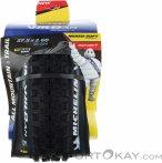 Michelin Wild AM Performance TR 27,5x2,6 Reifen-Schwarz-27,5