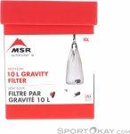 MSR Autoflow XL Schwerkraftfilter 10l Zubehör-Grau-10