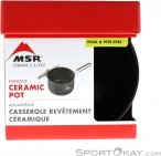 MSR Keramik 2,5l Kochtopf-Schwarz-2,5