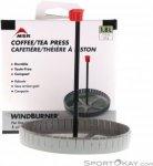 MSR Windburner Kaffe Presse 1,8l Kochsystem-Grau-One Size