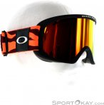 Oakley O Frame 2.0 Pro XL Skibrille-Orange-One Size