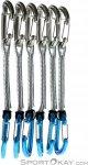 Ocun Kestrel QD Dyn 8 15cm 6pack Expressschlingen-Set-Blau-15