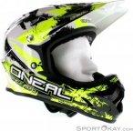 Oneal Backflip RL2 Fidlock Downhill Helm-Gelb-L