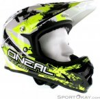 Oneal Backflip RL2 Fidlock Downhill Helm-Gelb-M
