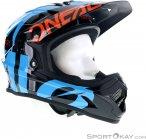 Oneal Backflip RL2 Slick Downhill Helm-Blau-M