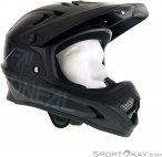 Oneal Backflip RL2 Solid Downhill Helm-Schwarz-L