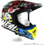 Oneal Backflip RL2 Youth Evo Wild Jugend Downhill Helm-Mehrfarbig-M