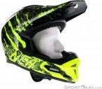 Oneal Fury RL Mercury Downhill Helm-Schwarz-L