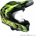 Oneal Fury RL MIPS Downhill Helm-Gelb-S