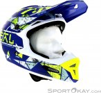 Oneal Fury RL Zen Downhill Helm-Blau-M