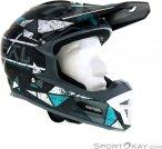 Oneal Fury RL Zen Downhill Helm-Türkis-XL