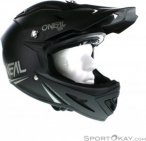 Oneal Warp Fidlock Downhill Helm-Schwarz-L