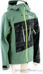 Ortovox 3L Guardian Shell Jacket Herren Skijacke-Grün-L