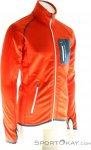 Ortovox Fleece Jacket Herren Tourensweater-Orange-S