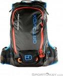 Ortovox Free Rider 22l Avabag Airbagrucksack ohne Kartusche-Schwarz-22