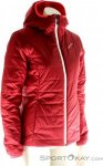 Ortovox Piz Bernina Jacket Damen Tourenjacke-Rot-M