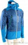 Ortovox Swisswool Piz Palü Jacket Herren Tourenjacke-Blau-M