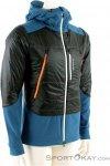 Ortovox Swisswool Piz Palü Jacket Herren Tourenjacke-Schwarz-XL