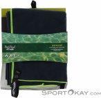Packtowl Personal Beach Handtuch-Schwarz-One Size