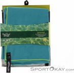 Packtowl Personal Beach Handtuch-Türkis-One Size