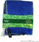 Packtowl Personal Beach Mikrofaserhandtuch-Blau-One Size
