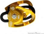 Petzl Gemini Seilrolle-Orange-One Size