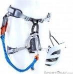 Petzl Kit ViaFerrata Eashook Klettersteigpaket (Set,Helm,...-Grau-1