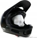 POC Coron Air Carbon Spin Black Fullface Downhill Helm-Schwarz-XS-S