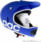 POC Cortex Flow Downhill Helm-Blau-L/XL
