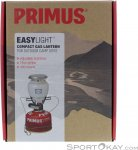 Primus Easy Light Campinglaterne-Silber-One Size