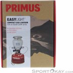 Primus Easy Light Duo Campinglaterne-Silber-One Size