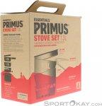 Primus Essential Stove Set 1,3l Gaskocher-Grau-One Size