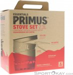 Primus Essential Stove Set 2,3l Gaskocher-Schwarz-One Size