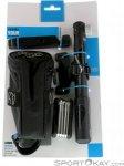 PRO Combipack Satteltasche mit Werkzeug-Schwarz-One Size