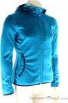 Schöffel Belfort 1 Fleece Damen Outdoorsweater-Blau-40