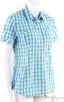 Schöffel Blouse Walla Walla 2 UV Damen Outdoorhemd-Türkis-44
