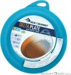 Sea to Summit Delta Plate Campinggeschirr-Blau-One Size
